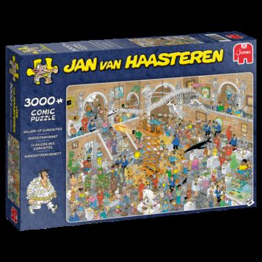 Rariteitenkabinet - Jan van Haasteren Puzzel (3000)
