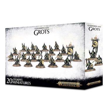 Warhammer: Age of Sigmar - Gloomspite Gitz Grots