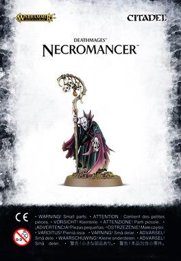 Warhammer: Age of Sigmar - Deathmages Necromancer