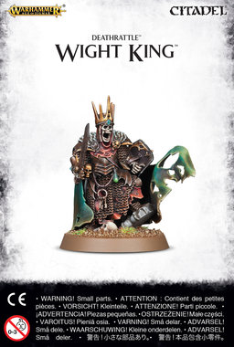 Warhammer: Age of Sigmar - Deathrattle Wight King