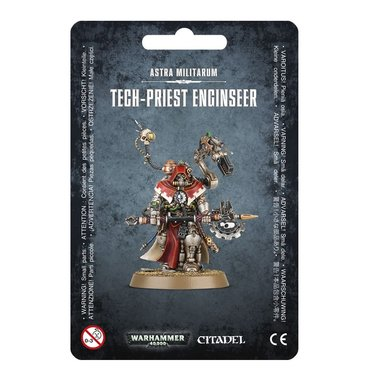 Warhammer 40,000 - Astra Militarum Tech-Priest Enginseer