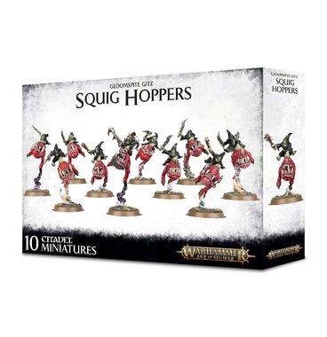 Warhammer: Age of Sigmar - Gloomspite Gitz Squig Hoppers
