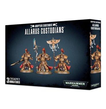 Warhammer 40,000 - Adeptus Custodes Allarus Custodians