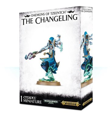 Warhammer: Age of Sigmar - Daemons of Tzeentch: The Changeling