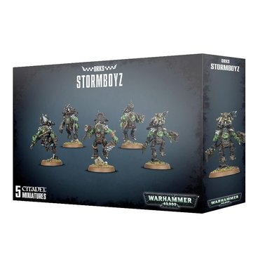 Warhammer 40,000 - Ork Stormboyz
