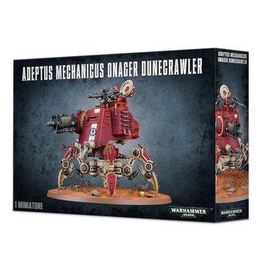 Warhammer 40,000 - Adeptus Mechanicus Onager Dunecrawler