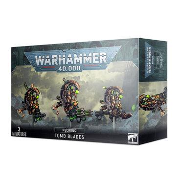 Warhammer 40,000 - Necrons: Tomb Blades