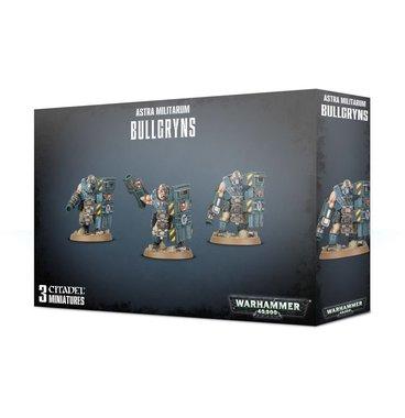 Warhammer 40,000 - Astra Militarum Bullgryns