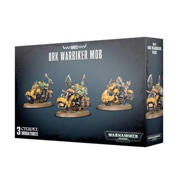Warhammer 40,000 - Orks: Ork Warbiker Mob