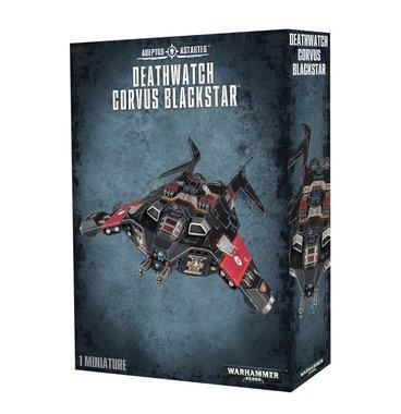 Warhammer 40,000 - Adeptus Astartes: Deathwatch Corvus Blackstar