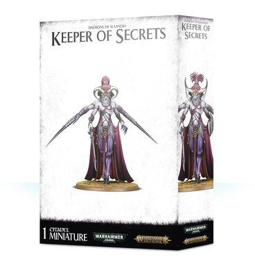 Warhammer: Age of Sigmar - Daemons of Slaanesh: Keeper of Secrets