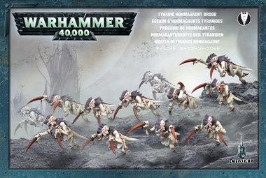Warhammer 40,000 - Tyranid Hormagaunt Brood