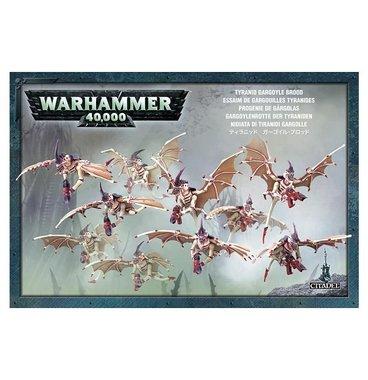Warhammer 40,000 - Tyranid Gargoyle Brood