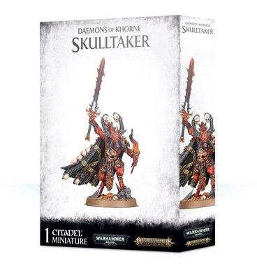 Warhammer: Age of Sigmar - Daemons of Khorne: Skulltaker