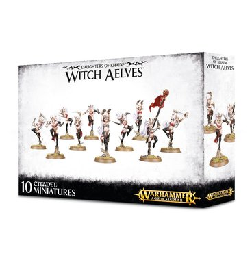 Warhammer: Age of Sigmar - Daughters of Khaine: Witch Aelves