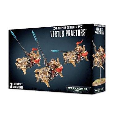 Warhammer 40,000 - Adeptus Custodes: Vertus Praetors