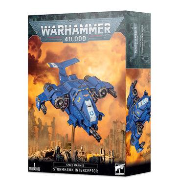 Warhammer 40,000 - Space Marines: Stormhawk Interceptor