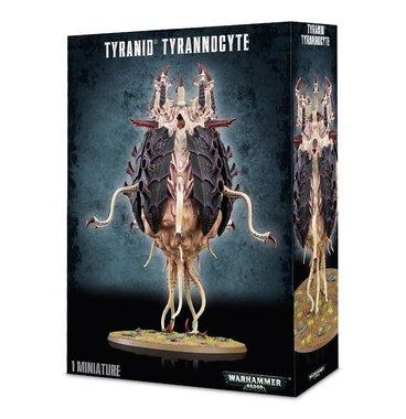 Warhammer 40,000 - Tyranid Tyrannocyte