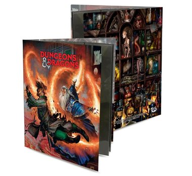 Dungeons & Dragons: Character Folio (Wizard)