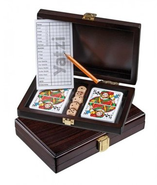 Rommé, Poker & Yatzi