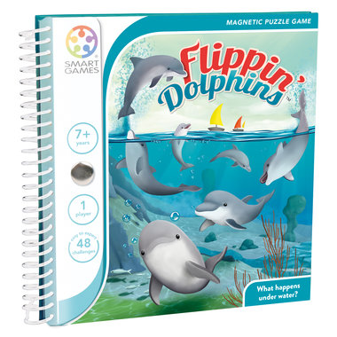 Flippin' Dolphins (Magnetic Travel Games) (7+)