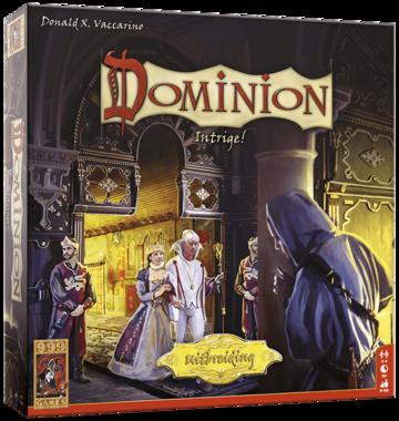 Dominion: Intrige (Uitbreiding)