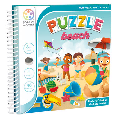 Puzzle Beach (Magnetic Travel Games) (6+)