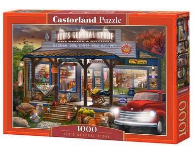Jeb's General Store - Puzzel (1000)