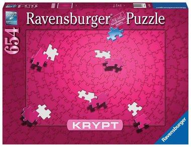 KRYPT Puzzel: Pink (654)