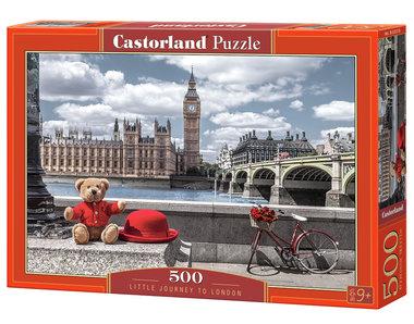 Little Journey to London - Puzzel (500)
