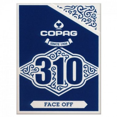 Magic Cards: Face Off Blue (Copag 310)