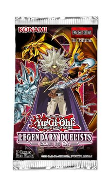 Yu-Gi-Oh! Legendary Duelists: Rage of Ra (Booster)
