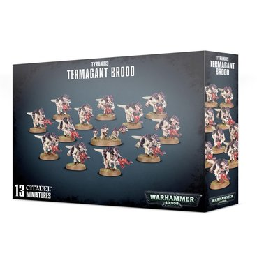 Warhammer 40,000 - Tyranid Termagant Brood
