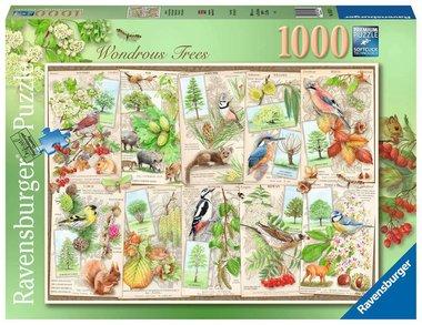 Bijzondere bomen - Puzzel (1000)