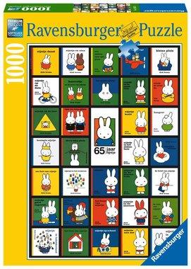 Nijntjes 65e verjaardag - Puzzel (1000)