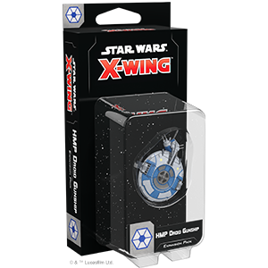Star Wars X-Wing 2.0 - HMP Droid Gunship Expansion Pack