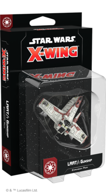 Star Wars X-Wing 2.0 - LAAT/i Gunship Expansion Pack