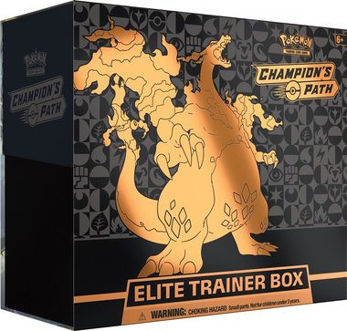 Pokémon: Champion's Path - Elite Trainer Box