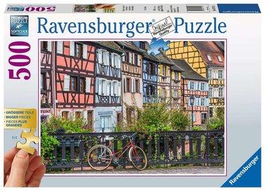 Colmar, Frankrijk - Puzzel (500XL)
