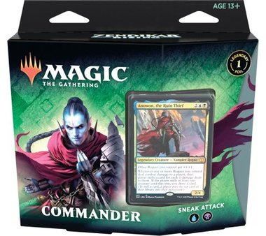 MTG: Zendikar Rising Commander (Sneak Attack)