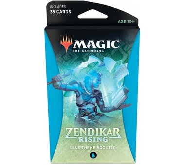 MTG: Zendikar Rising Theme Booster (Blue)