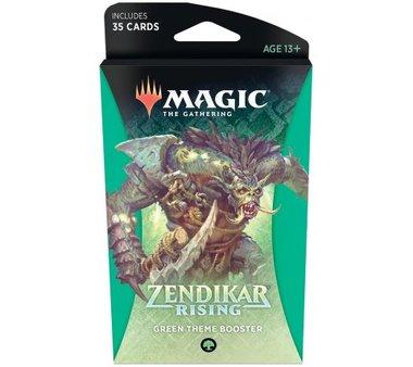 MTG: Zendikar Rising Theme Booster (Green)