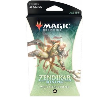 MTG: Zendikar Rising Theme Booster (White)
