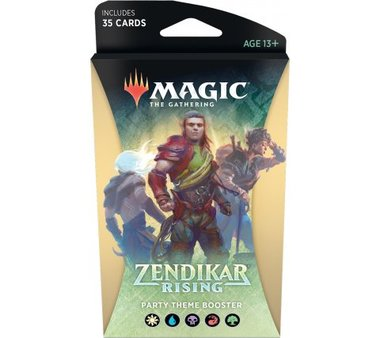 MTG: Zendikar Rising Theme Booster (Party)