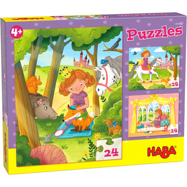 Puzzels: Prinses Valerie (4+)