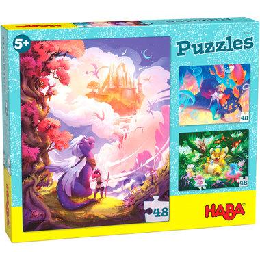 Puzzels: In Fantasieland (5+)