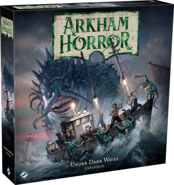 Arkham Horror (3rd Edition): Under Dark Waves