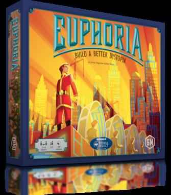 [GEMIDDELD BESCHADIGD] Euphoria: Build a Better Dystopia