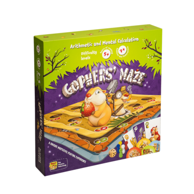 Gophers' Maze
