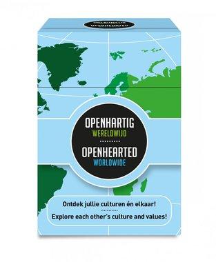 Openhartig: Wereldwijd/Openhearted: Worldwide [NL-ENG]